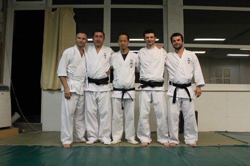 Instructeurs aunkai