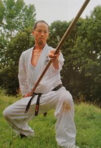 Bâton de 6 shaku