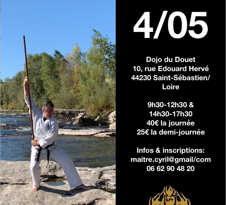 Aunkai – stage à Nantes (44)