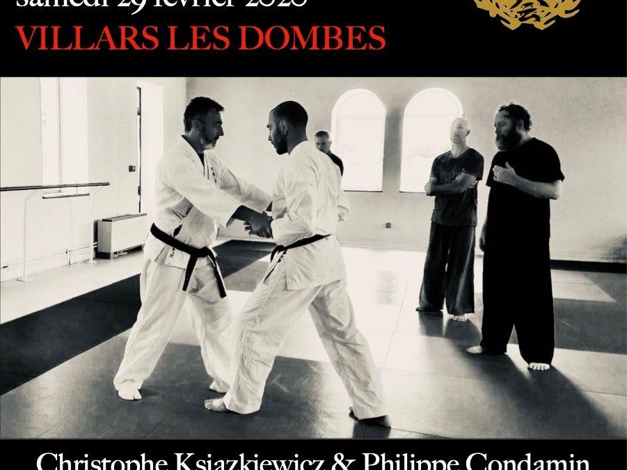 Aunkai: Kiaz & Philippe Condamin – 29/02/2020