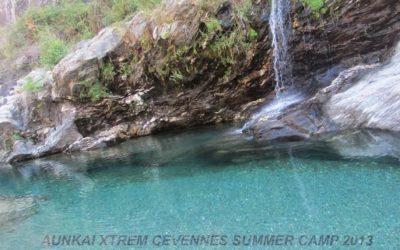 Retour sur  l'Aunkai Xtrem Cévennes Summer Camp 2013